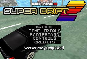 Jugar Super Drift 2