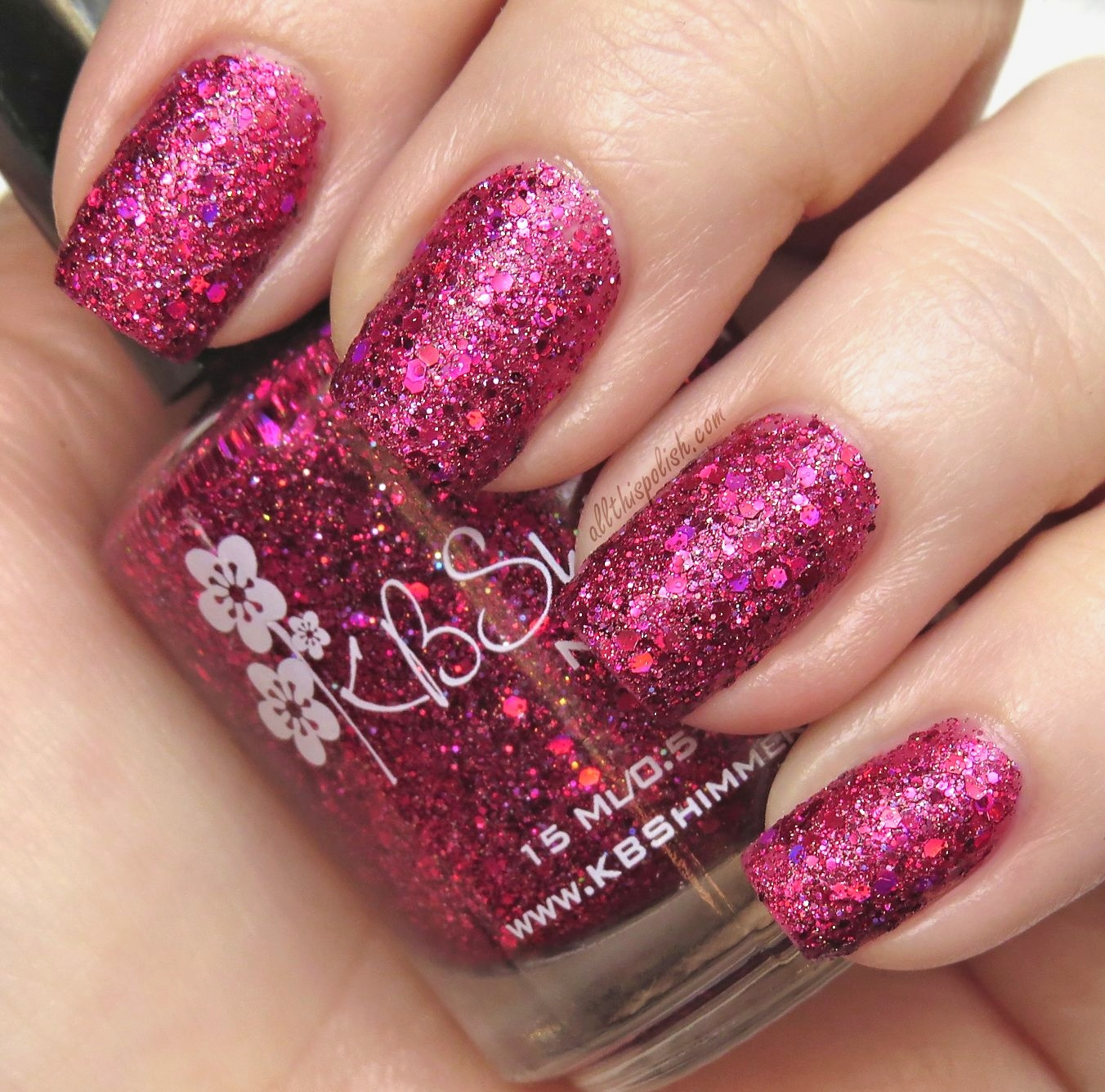 KBShimmer Turnip The Beet
