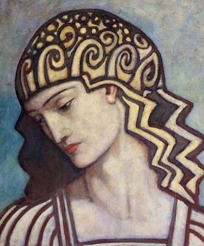 John Duncan 1866-1945 - Scottish Symbolist painter