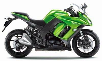 Kawasaki Ninja 1000 2014