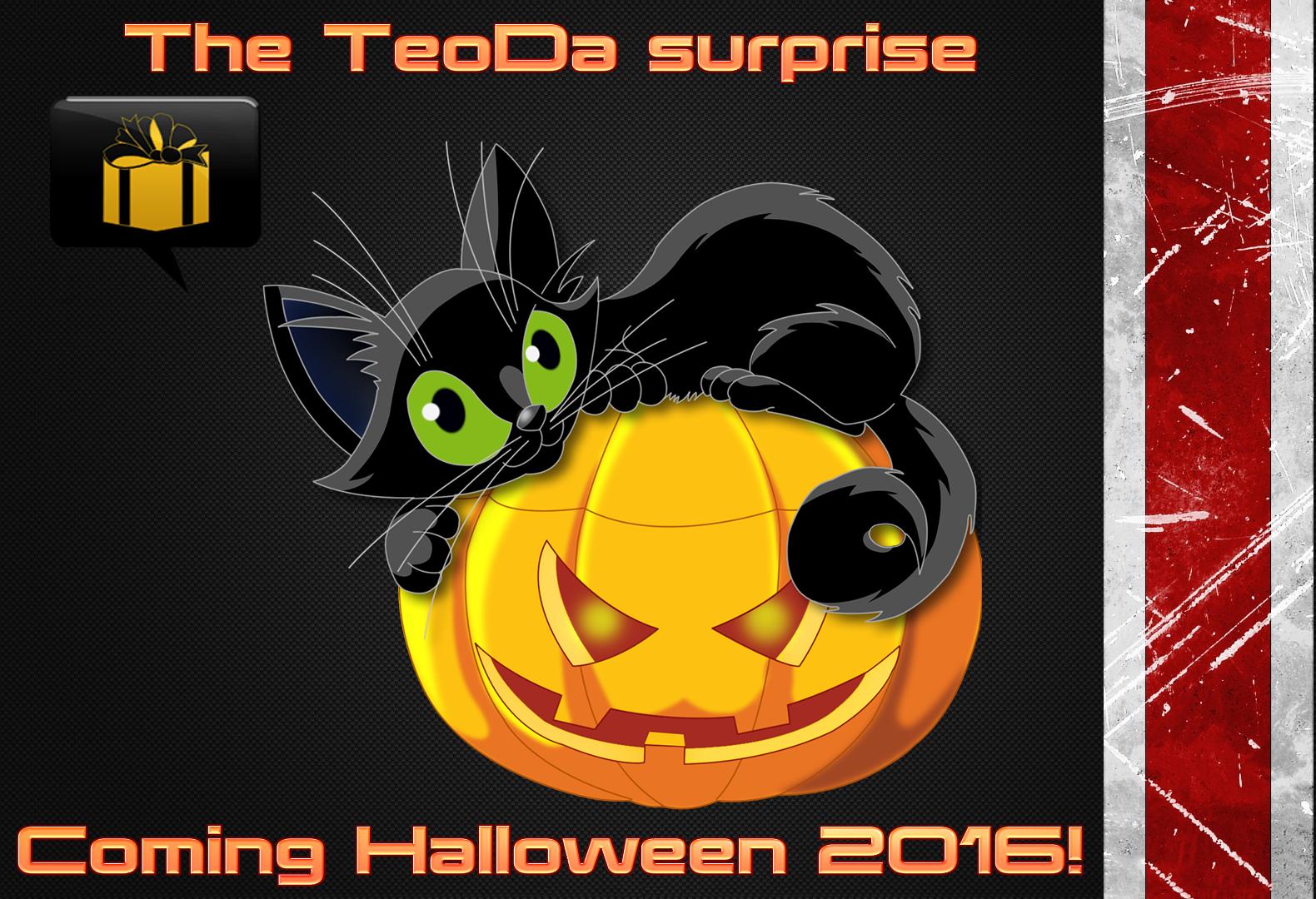 TeoDA special 2016