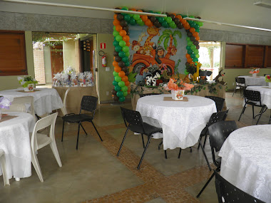 LANÇAMENTO - Festa do Safari