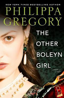 The Other Boleyn Girl Philippa Gregory cover