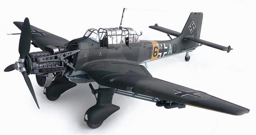 Junkers Ju 87 B-2 Stuka | Junker, Battle of britain