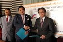 MOU with Oryza Japan on Sakura Kirei Extract, the FIRST and ONLY in Malaysia