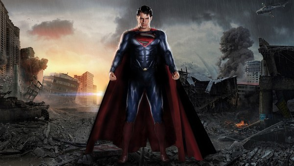 Superman Wallpaper Full HD for PC