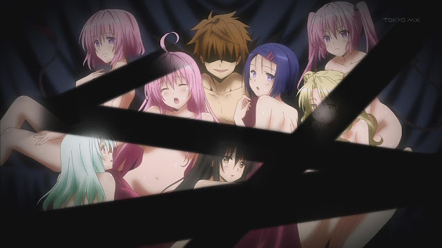 Censura En To Love Ru Darkness