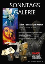 SONNTAGS GALERIE
