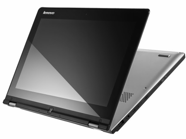 Lenovo unveils Ideapad Yoga 2 hybrid Windows 8 laptops at CES 2014