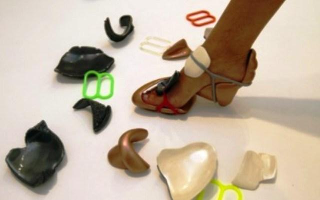 Sepatu Paling Unik dan Aneh - Sepatu Myshell256
