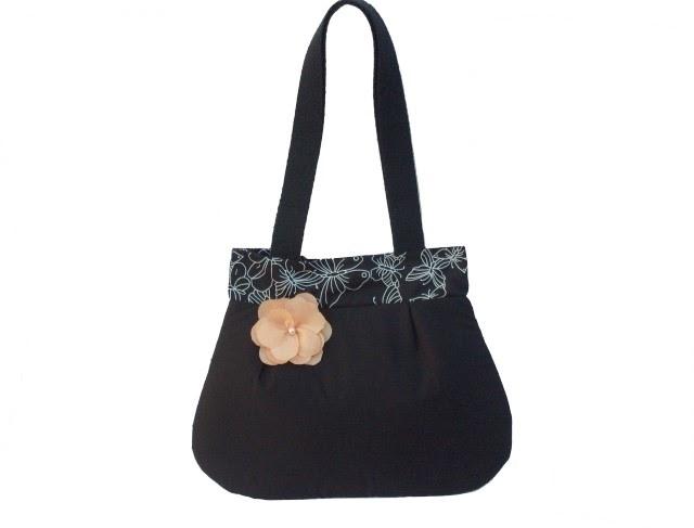 Bolsa De Tecido Forrada : Bebeca artesanato bolsa de tecido
