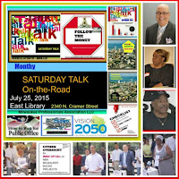 R.S.V.P - SATURDAY TALK - July 25, 2015