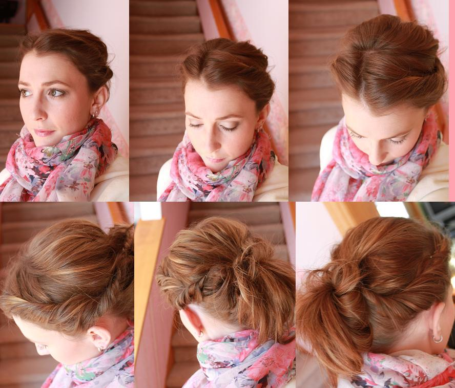 Caitlin Chic Alternative To The Simple Ponytail