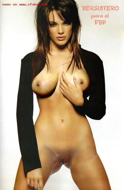 Emilia Attias Nude