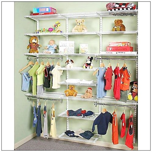 Most useful and efficient kid 39 s closets designs home for Kids room closet ideas