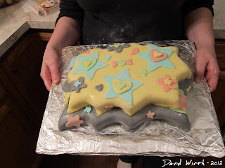 instructions, ingredients, kit, shapes, fondant cake, homemade, how to