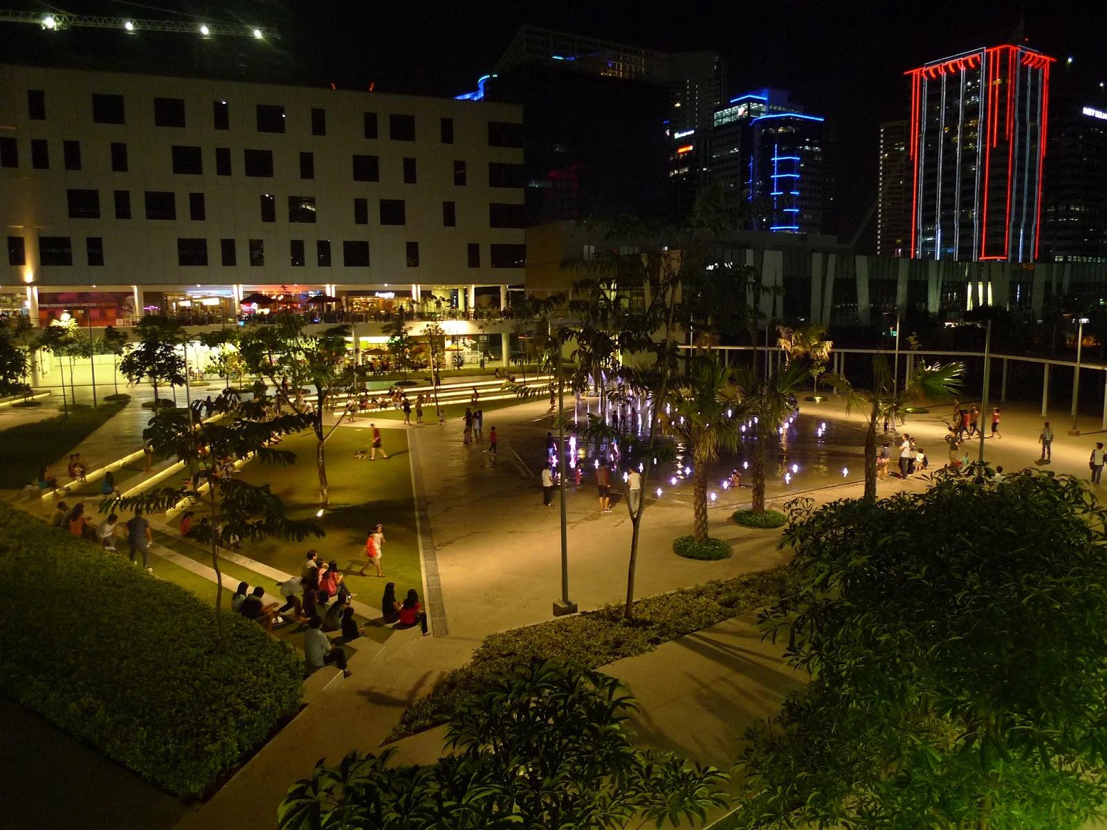 Bonifacio High Street - Central
