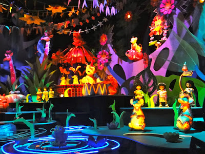 It's a Small World After All Fantasyland Ride
