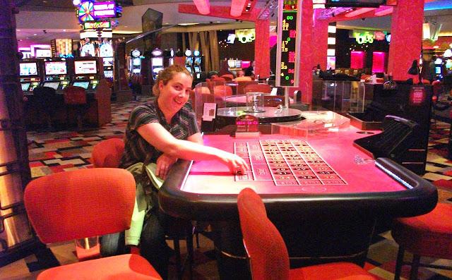 Las Vegas casino Planet Hollywood USA