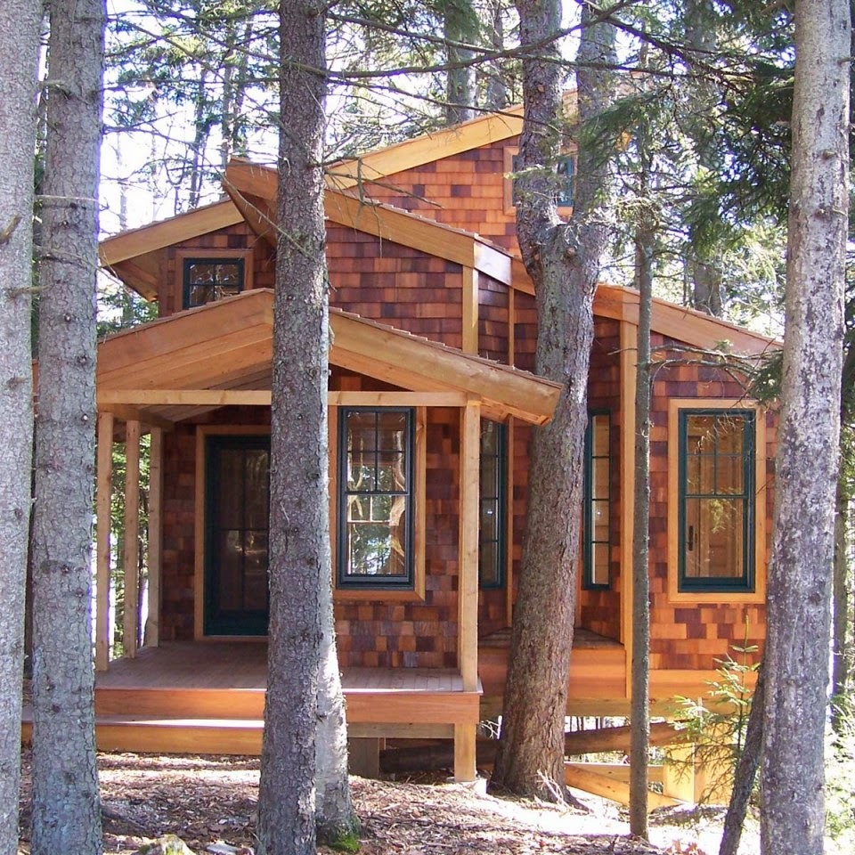 Self Sustaining Property Tiny Houses In Maine