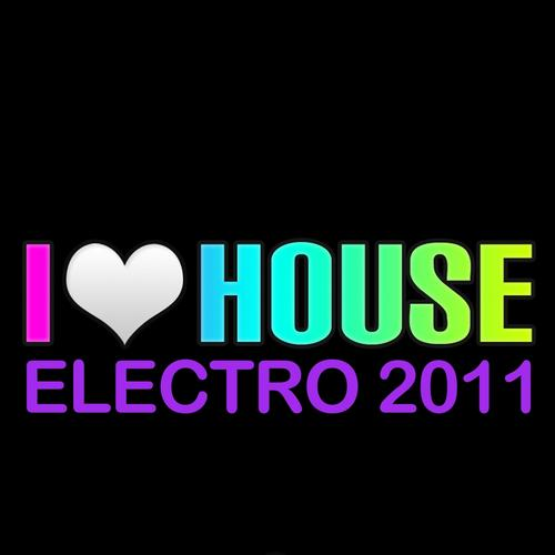 CD I Love House Electro