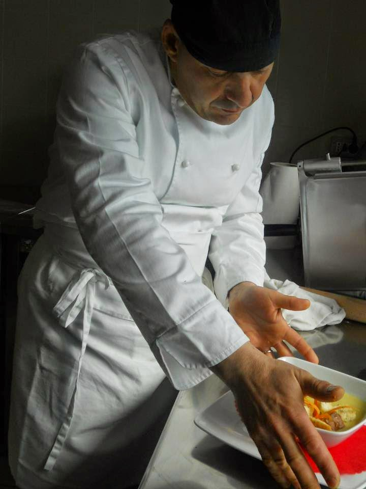 Orazio Mirabella - Chef at Home
