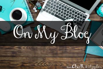 Chalk & Apples Blog