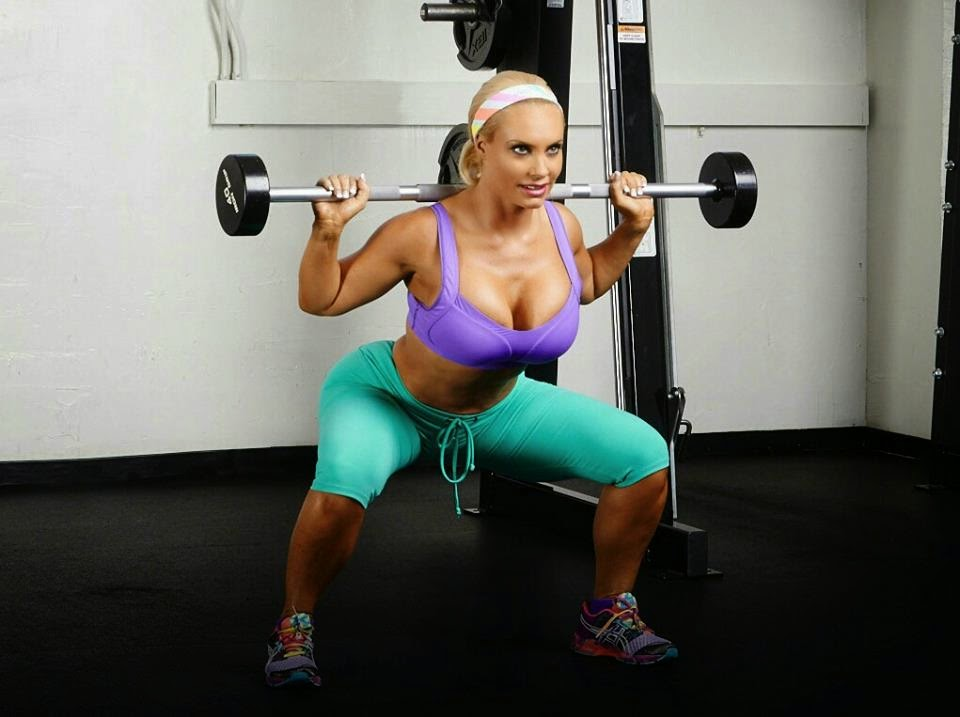 Coco Austin, squats, NW magazine, whorrified, Ice loves Coco,