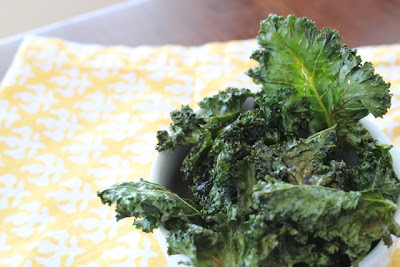 Superfood   Kale (Kale Chips)