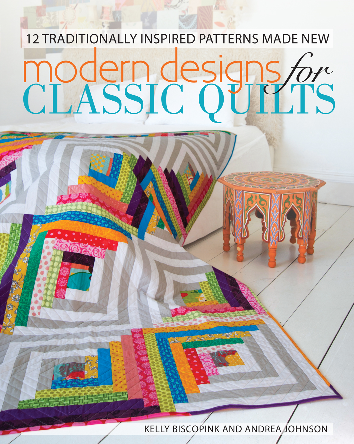 Lollyquiltz: Modern Designs for Classic Quilts-- Book Review and Give Away