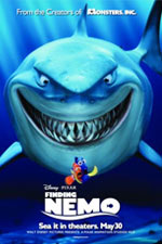 Film à theme medical - medecine - Finding Nemo (Fr: Le Monde de Nemo)