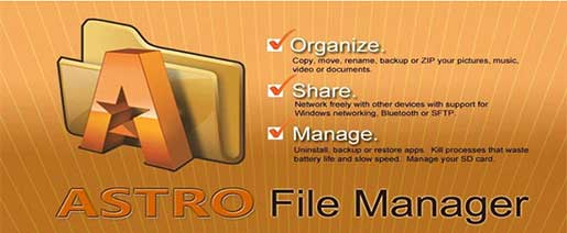 ASTRO File Manager with Cloud PRO Apk v4.6.2.2 Paid Unlocked