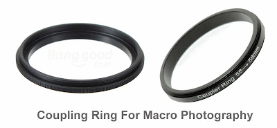Coupling Ring For Macro Photography