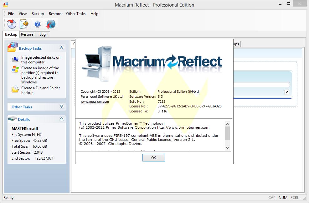 Macrium reflect professional keygen