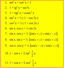 rumus integral trigonometri