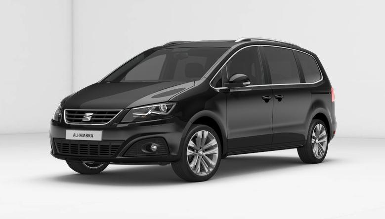 Honda Dealer Toledo Car Picker - black seat Alhambra