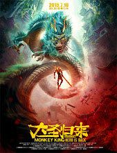 Xi you ji zhi da sheng gui lai (Monkey King: Hero is Back) (2015) [Vose]