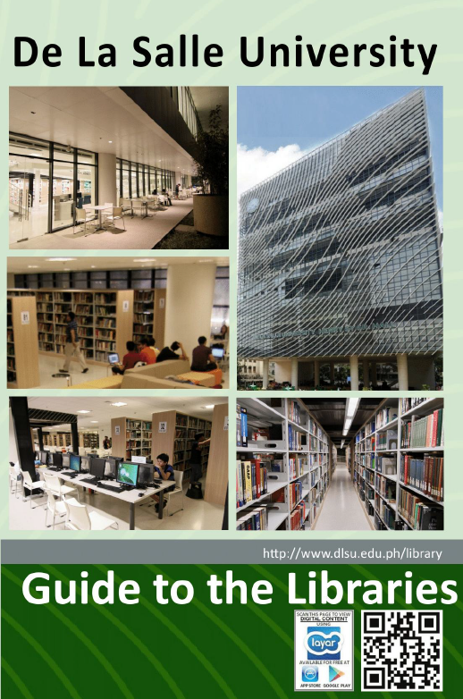 DLSU Libraries Guide