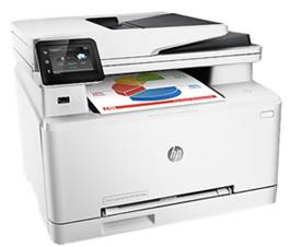 HP Laserjet Pro MFP M277DW Driver Download