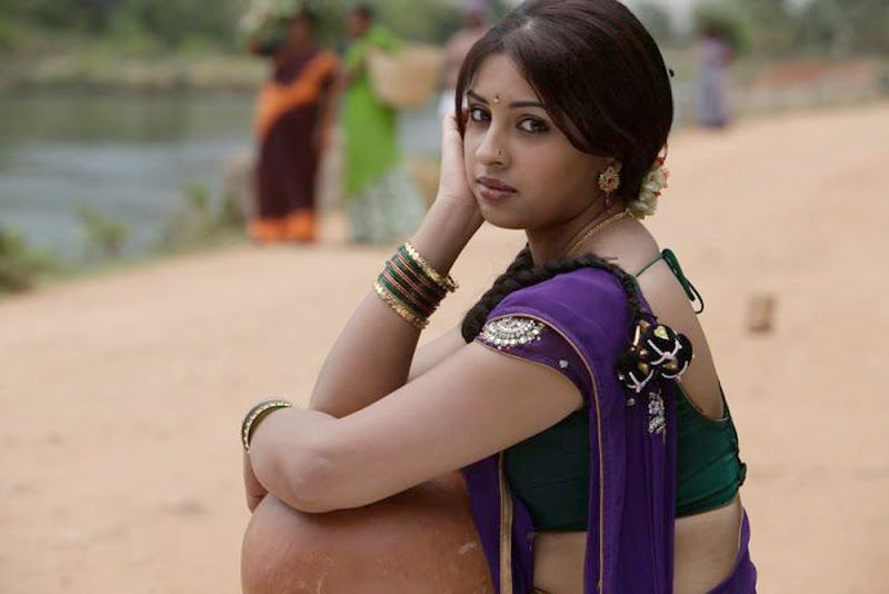Richa Gangopadhyay Hot Stills In Osthi Movie hot images