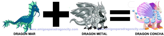 como hacer el dragon concha en dragon city-1