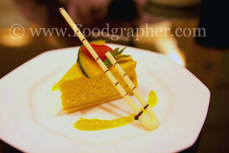 Pumpkin Buckwheat Cake With Bubbies Saauerkraut Frosting