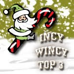 Incy Wincy Top 3