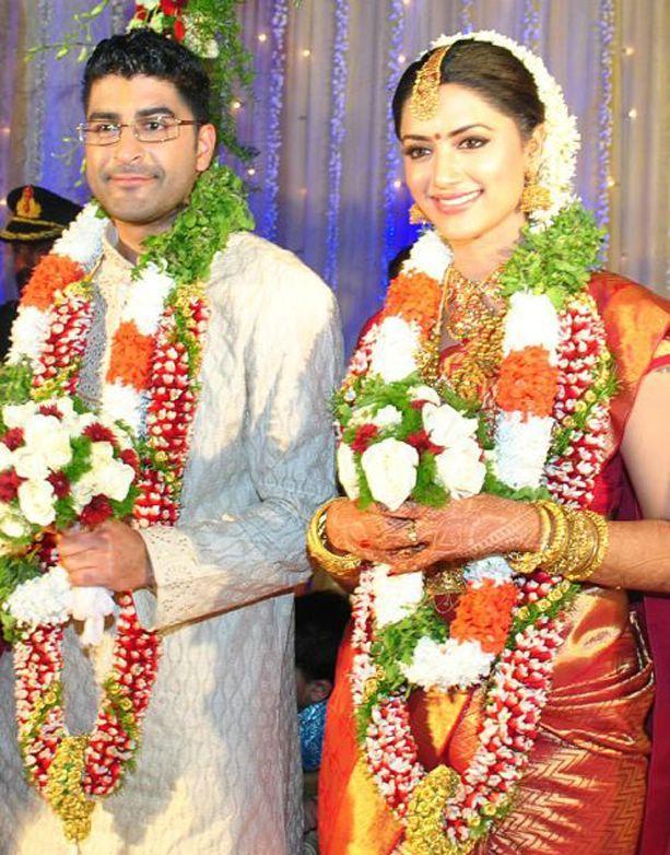 Www Starsofmovie Blogspot In Mamta Mohandas Wedding Stills