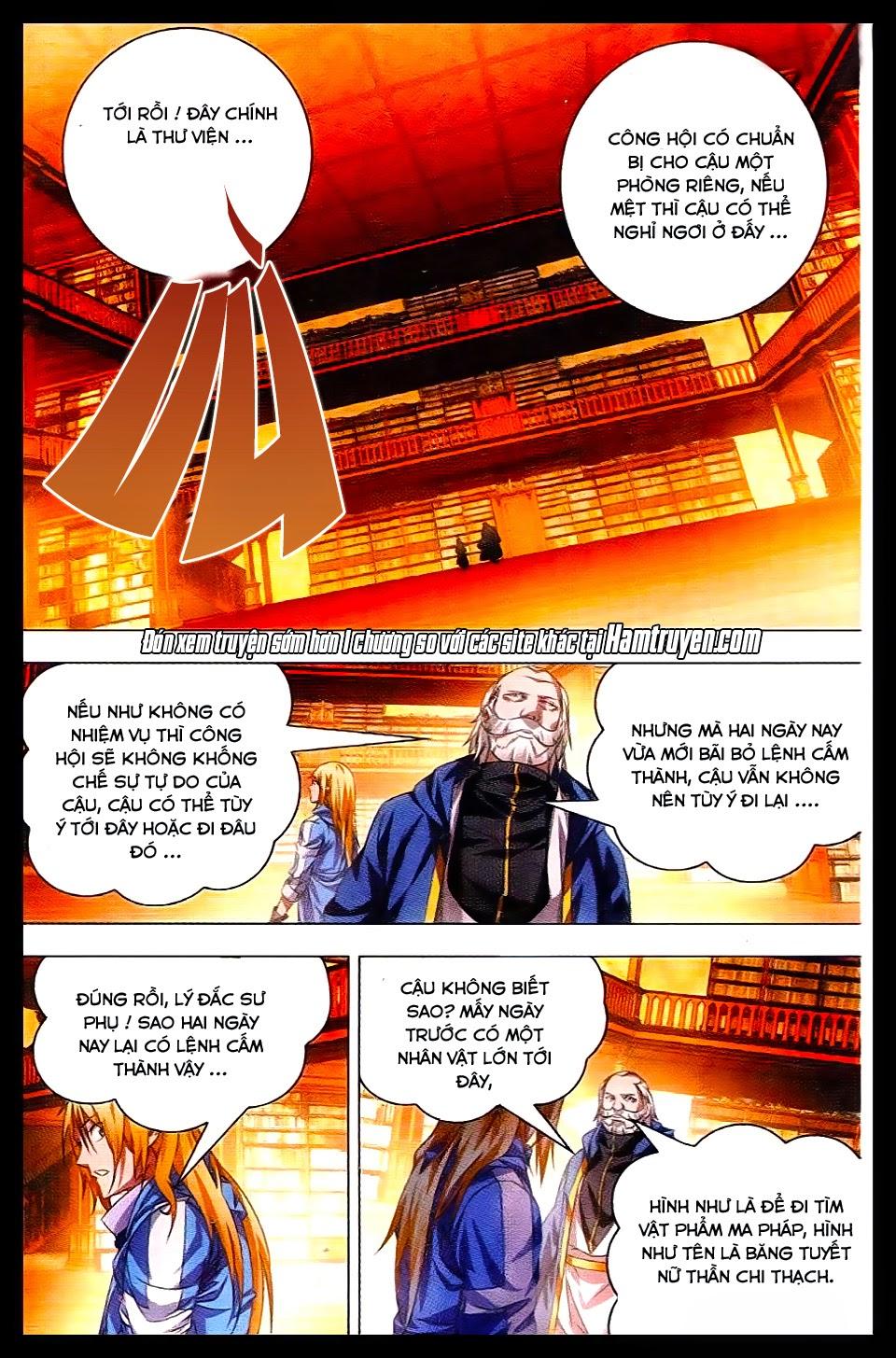 Băng hỏa ma trù trang 10