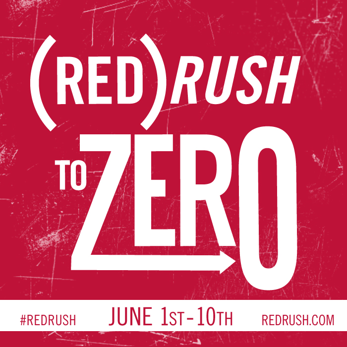 Help (RED) Rush to Zero