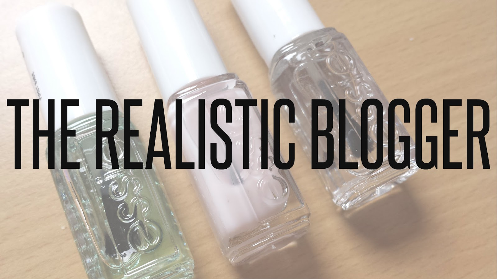 THE REALISTIC BLOGGER