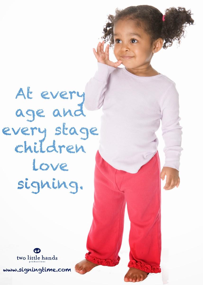 Signing Success Story #6   San Antonio * Baby Signing