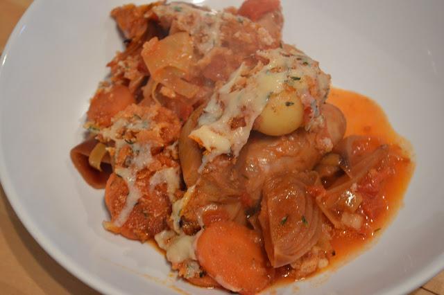 Sausage Casserole