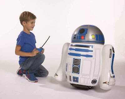 R2D2 Inflable Radio Control